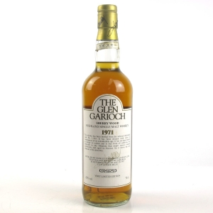 Glen Garioch 1971 Samaroli Sherry Wood Single Cask