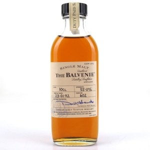 Balvenie 1992 Single Cask Sample #602 10cl