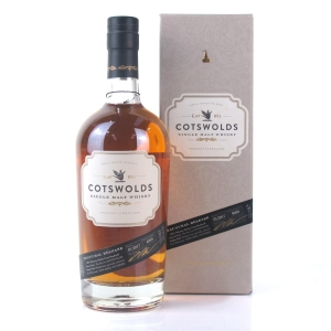 Cotswolds 2013 Single Malt / Inaugural Release