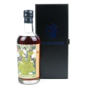 Karuizawa 1984 30 Year Old Single Cask #3620 / Samurai