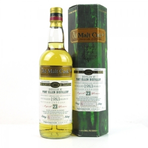 Port Ellen 1983 Douglas Laing 23 Year Old