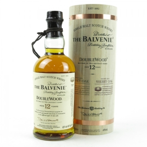 Balvenie 12 Year Old Double Wood / Gift Box