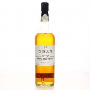 Oban 1969 Cask Strength 32 Year Old 75cl / US Import