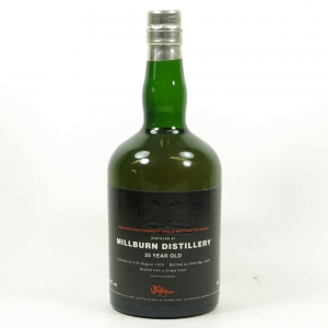 Millburn 1976 Whisky Shop 25 Year Old Front