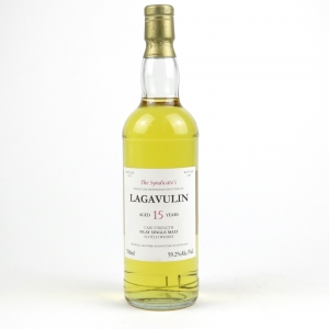 Lagavulin 1979 The Syndicate's 15 Year Old
