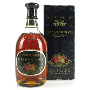 Wild Turkey 1855 Reserve 1980s