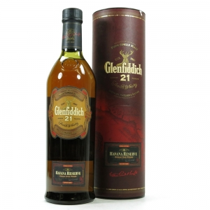 Glenfiddich 21 Year Old Havana Reserve Front