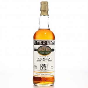 Macallan 1965 Whyte and Whyte 29 Year Old 75cl / Spirits Library