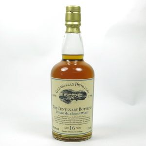 Glendullan 16 Year Old Centenary Bottling