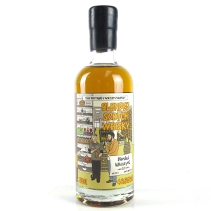 Blended Whisky #2 18 Year Old That Boutique-y Whisky Company Batch #1