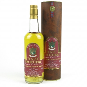 Lagavulin 1988 Hart Brothers Cask Strength 12 Year Old