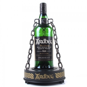 Ardbeg Stand and Dummy Bottle
