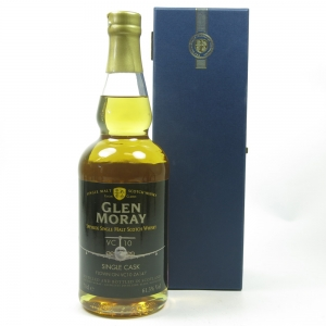 Glen Moray VC10 Single Cask 10 Year Old