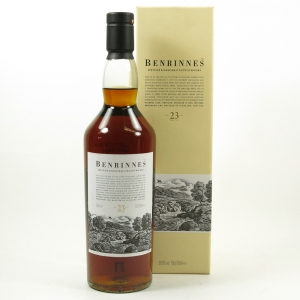 Benrinnes 1985 23 Year Old Front