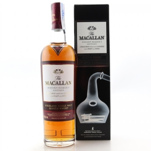 Macallan Whisky Maker's Edition / Nick Veasey X-Ray
