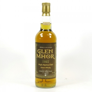 Glen Mhor 1965 Gordon and Macphail Front