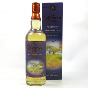 Arran 7 Year Old Front