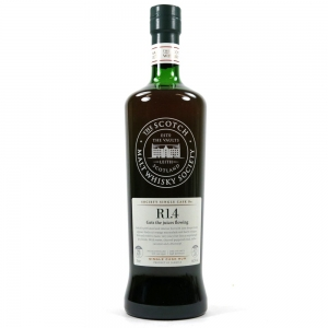 Port Morant 1991 SMWS 21 Year Old R1.4 Front