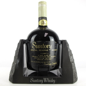 Suntory Special Reserve 4 Litre / Including Pouring Cradle
