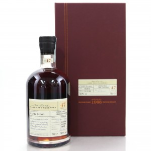 Ayrshire 1968 Rare Cask Reserve 47 Year Old / Velier