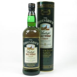 Famous Grouse 1992 Blended Malt Front