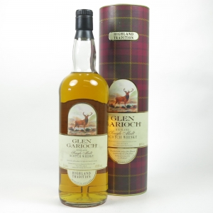 Glen Garioch Highland Traditional 1 Litre Front