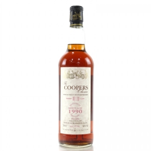 Mortlach 1990 Cooper's Choice 15 Year Old