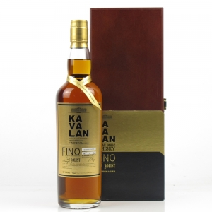 Kavalan Solist Fino Single Cask