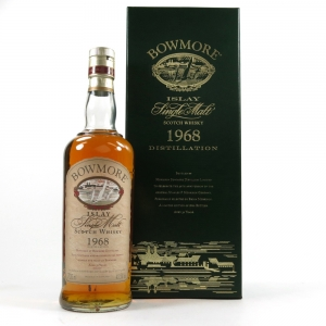Bowmore 1968 32 Year Old Front
