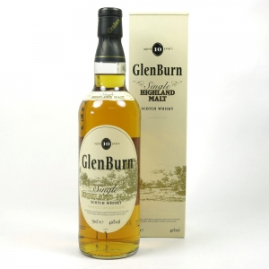 Glen Burn 10 Year Old Highland Single Malt