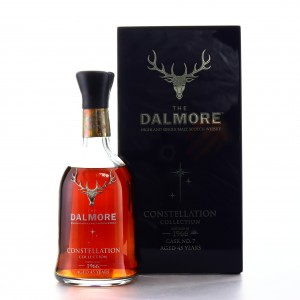 Dalmore 1966 Constellation 45 Year Old Cask #7