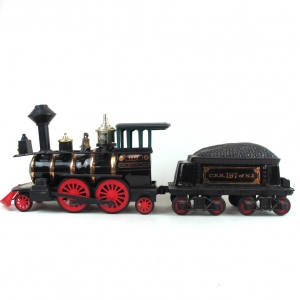 Jim Beam 150 Month Old Train Set Decanter 75cl