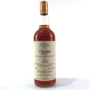 Clynelish 1965 Duthie for Corti 21 Year Old 75cl / US Import