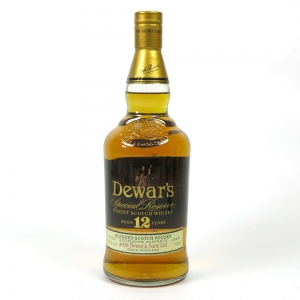 Dewar's 12 Year Old Front