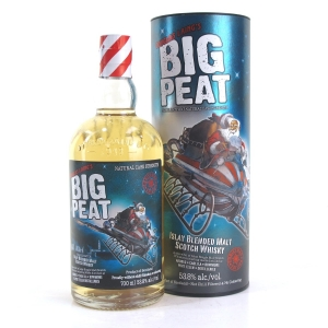 Big Peat Christmas Cask Strength 2015 Edition