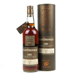 Glendronach 1993 Single Cask 23 Year Old #447