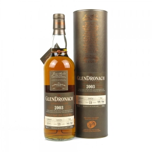 Glendronach 2003 Single Cask 13 Year Old #5948 / Danish Exclusive