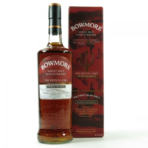 Bowmore Devil's Cask Batch #3 75cl / US Import Front