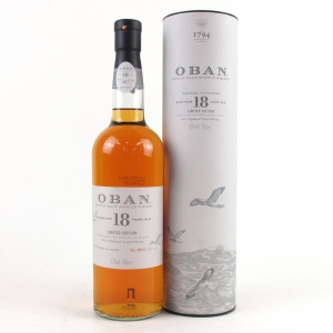 Oban 18 Year Old