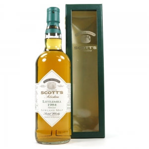 Littlemill 1984 Scott's Selection 20 Year Old / US Import 75cl