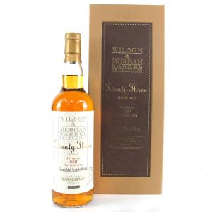 Bunnahabhain 1991 Wilson and Morgan 23 Year Old