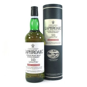 Laphroaig 10 Year Old Original Cask Strength 55.7% 75cl / US Import​