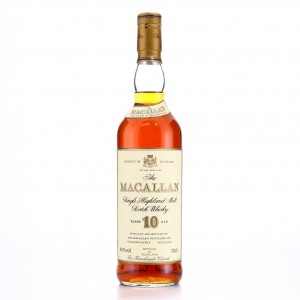Macallan 10 Year Old 1990s / Knockando Church