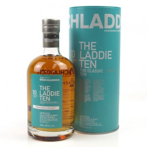 Bruichladdich Laddie 10 Year Old / First Off The Line