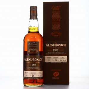 Glendronach 1992 Single Cask 26 Year Old #180 / The Whisky Barrel