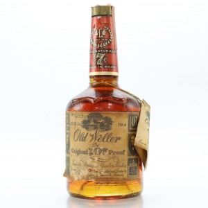 Old Weller Original 107 Proof 7 Year Old 1980s / Stitzel-Weller
