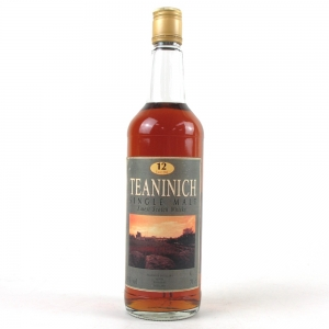 Teaninich 12 Year Old 1991 Limited Release