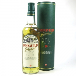 Tamnavulin 10 Year Old Front