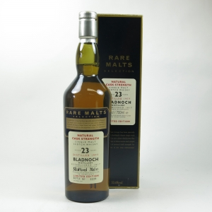 Bladnoch 1977 Rare Malt 23 Year Old Front