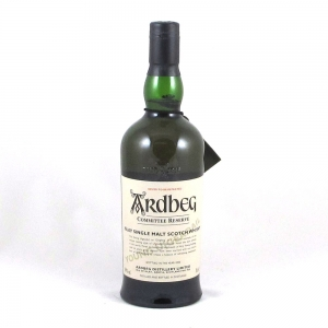 Ardbeg Young Uigeadail (The Oogling) - Front